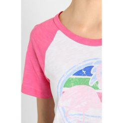 T-shirty damskie: Rich & Royal WITH RAGLAN SLEEVES Tshirt z nadrukiem azalea pink