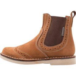 Ricosta DEBORAH Botki curry. Brązowe buty zimowe damskie Ricosta, z materiału. W wyprzedaży za 169,50 zł.