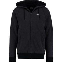 Billabong BALANCE Bluza rozpinana black heather. Czarne bluzy chłopięce rozpinane marki Billabong, m, z bawełny. W wyprzedaży za 287,20 zł.