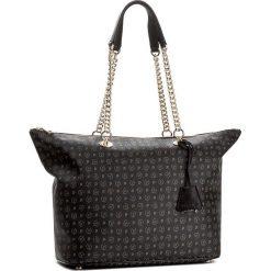 Torebka POLLINI - TE8410PP02Q1100A  Nero/Vit Nero. Czarne torebki klasyczne damskie Pollini, ze skóry ekologicznej. Za 709,00 zł.