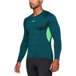 Under Armour Koszulka męska HG Armour LS zielona r. M (1257471-716). Szare koszulki sportowe męskie marki Under Armour, z elastanu, sportowe. Za 116,57 zł.