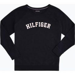 Tommy Hilfiger - Damska koszulka od piżamy, niebieski. Niebieskie piżamy damskie TOMMY HILFIGER, l, z bawełny. Za 289,95 zł.