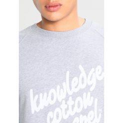 Knowledge Cotton Apparel Bluza grey melange. Szare kardigany męskie Knowledge Cotton Apparel, m, z bawełny. Za 379,00 zł.