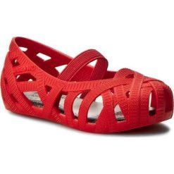 Baleriny MELISSA - Mini Melissa Jean + Jason Wu B 31853 Red 01371. Szare meliski damskie marki Melissa, z gumy. W wyprzedaży za 169,00 zł.