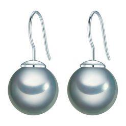 Kolczyki damskie: Kolczyki z perłami muszlowymi