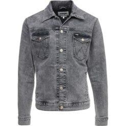 Wrangler Kurtka jeansowa bleached black. Czarne kurtki męskie jeansowe Wrangler, m. Za 449,00 zł.