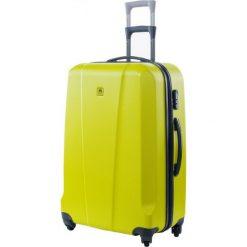Walizka Venice Sulphur Spring/Eiffel Tower 110l. Żółte walizki marki ELBRUS. Za 272,25 zł.