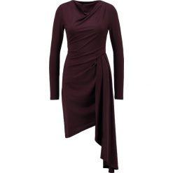 Sukienki dzianinowe: Topshop ASSYM Sukienka dzianinowa red