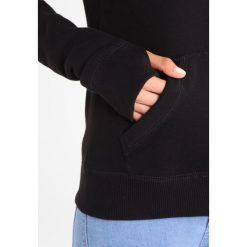 Bluzy damskie: Hollister Co. CORE Bluza rozpinana black