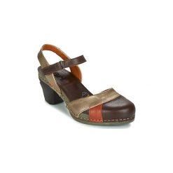 Sandały Art  I ENJOY 1122. Brązowe sandały damskie Art. Za 351,20 zł.