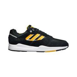 Buty adidas Tech Super (M19203). Czarne halówki męskie Adidas, z materiału. Za 214,99 zł.