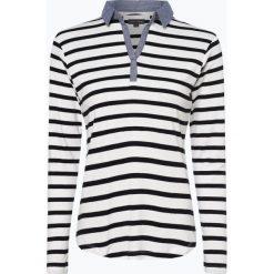 Franco Callegari - Damska koszulka z długim rękawem, beżowy. Zielone t-shirty damskie marki Franco Callegari, z napisami. Za 49,95 zł.