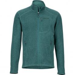 """Kurtka polarowa """"Drop Line"""" w kolorze morskim. Niebieskie kurtki męskie marki Marmot, m, z polaru. W wyprzedaży za 218,95 zł."""