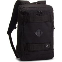 Plecak VANS - Hooks Skatepack VN0A3HM2BLK Black. Czarne plecaki damskie Vans, z materiału. W wyprzedaży za 169,00 zł.