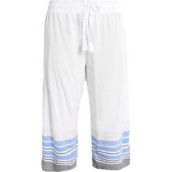 Piżamy damskie: GAP Spodnie od piżamy white