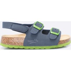 Superfit - Sandały dziecięce. Różowe sandały chłopięce marki Superfit, z gumy. Za 129,90 zł.