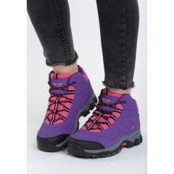 Fioletowe Buty Trekkingowe Guardian. Brązowe buty zimowe damskie marki Keen. Za 109,99 zł.