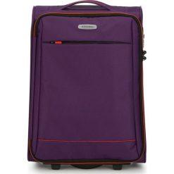 Walizka kabinowa 56-3S-461-44. Brązowe walizki marki Wittchen, małe. Za 179,00 zł.