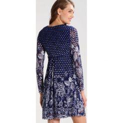 Sukienki hiszpanki: Anna Field MAMA Sukienka letnia white/dark blue