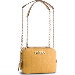 Torebka GUESS - Heritage Pop HWSG7 178140 MGD. Żółte torebki klasyczne damskie Guess, z aplikacjami, ze skóry ekologicznej. Za 559,00 zł.