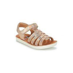 Sandały Dziecko  Shoo Pom  GOA SPART. Czerwone sandały dziewczęce Shoo Pom. Za 207,20 zł.