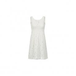 Sukienki krótkie Cream  FATMA. Białe sukienki mini marki Cream, z krótkim rękawem. Za 351,20 zł.