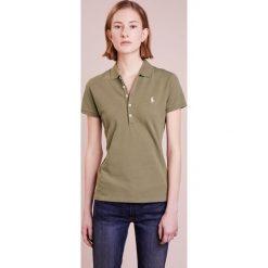 Bluzki damskie: Polo Ralph Lauren JULIE POLO Koszulka polo basic olive