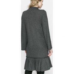 Vila - Sukienka/tunika 14047802. Czarne sukienki dzianinowe marki Vila, na co dzień, m, casualowe, z długim rękawem, maxi, proste. W wyprzedaży za 99,90 zł.
