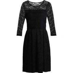 Sukienki hiszpanki: Kaffe MARLA DRESS Sukienka letnia black deep