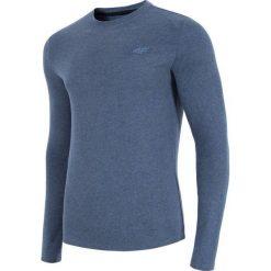 4f Koszulka granatowy melanż r. M (H4Z17-TSML001). Niebieskie koszulki sportowe męskie 4f, m. Za 41,00 zł.