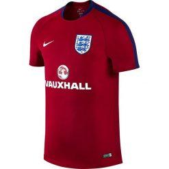 Nike Koszulka męska England Flash Training bordowa r. L (725300 688). Czerwone koszulki sportowe męskie marki Nike, l. Za 127,27 zł.