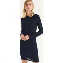 Dopasowana sukienka - Wielobarwn. Czarne sukienki Sinsay, l, dopasowane. Za 49,99 zł.