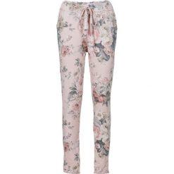 Spodnie dresowe z nadrukiem bonprix jasnoróżowy z nadrukiem. Szare spodnie dresowe damskie marki New Balance, xs, z dresówki. Za 59,99 zł.