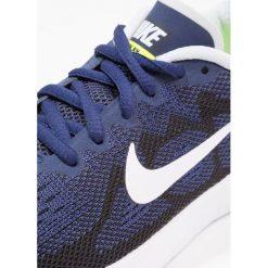 Nike Performance FREE RUN 2 Obuwie do biegania neutralne binary blue/white/black. Niebieskie buty do biegania damskie marki Nike Performance, z materiału. W wyprzedaży za 220,35 zł.