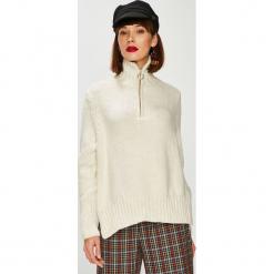 Trendyol - Sweter. Szare golfy damskie Trendyol, l, z dzianiny. Za 119,90 zł.