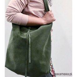 Torba shopper ciemna zieleń. Czarne shopper bag damskie marki KIPSTA, m, z elastanu, z długim rękawem, na fitness i siłownię. Za 199,00 zł.