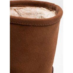 Panama Jack STEFFANY Botki na platformie castano. Brązowe botki damskie lity Panama Jack, z materiału. W wyprzedaży za 374,50 zł.