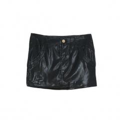 Czarna Spódnica Iced Shadow. Czarne minispódniczki marki Born2be, l, ze skóry. Za 29,99 zł.