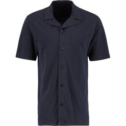 Koszule męskie na spinki: Suit RAY Koszula navy
