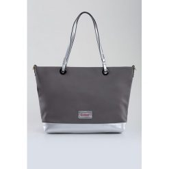 Shopper bag damskie: Torba typu shopper