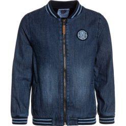Mothercare Kurtka jeansowa denim. Niebieskie kurtki męskie jeansowe marki mothercare. Za 149,00 zł.