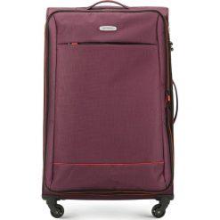 Walizka duża 56-3S-463-35. Czerwone walizki marki Wittchen, duże. Za 299,00 zł.
