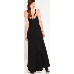 Długie sukienki: BCBGMAXAZRIA Długa sukienka black