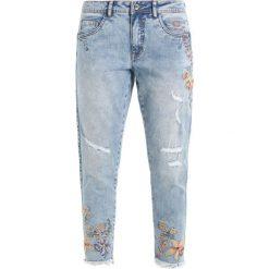 Cream FLOWER BAILEY Jeansy Relaxed Fit light blue denim. Szare jeansy damskie relaxed fit Cream. W wyprzedaży za 384,30 zł.