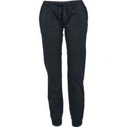 Spodnie dresowe damskie: Urban Classics Jogginghose Spodnie dresowe czarny