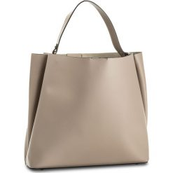 Torebka CREOLE - K10464  Pudrowy Róż. Brązowe torebki klasyczne damskie Creole, ze skóry. W wyprzedaży za 229,00 zł.