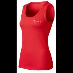 Odlo Koszulka Singlet SOPHIE czerwona r. S (200891). Czerwone bluzki asymetryczne Odlo, s. Za 129,95 zł.