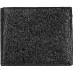Portfel 13-1-040-R1. Czarne portfele męskie Wittchen. Za 299,00 zł.