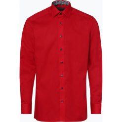 Finshley & Harding - Koszula męska, czerwony. Czarne koszule męskie marki Finshley & Harding, w kratkę. Za 179,95 zł.