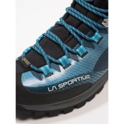 La Sportiva TRANGO TRK WOMAN GTX Buty trekkingowe fjord. Niebieskie buty trekkingowe damskie La Sportiva. Za 889,00 zł.